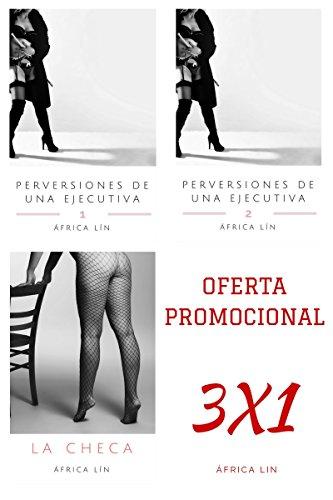 Perversiones de una ejecutiva 1&2 + La checa (Pack promocional)