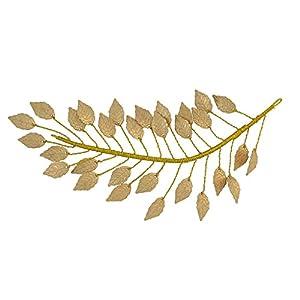 Blätter Stirnbänder Haarband Haar-Accessoire Braut Hochzeit Kopfschmuck