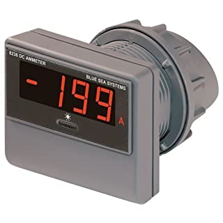 Blue Sea Systems 8236 DC Digital Ammeter by Acr Electronics