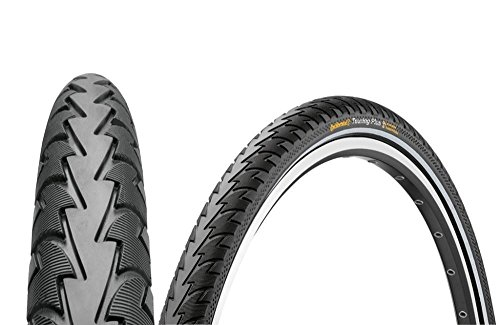 Plus Reifen 28x 1,7547-622schwarz Reflex ()