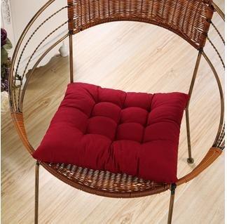 New day-Cuscini per sedie ufficio ispessita inverno sgabello cuscini per sedie da pranzo culo pad tatami , 40x40cm , f
