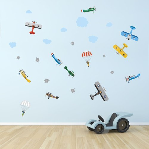 supertogether-aeroplanes-childrens-wall-stickers-kids-bedroom-planes-playroom-boys-nursery