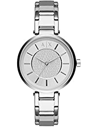 Armani Exchange Analog Silver Dial Women's Watch - AX5315