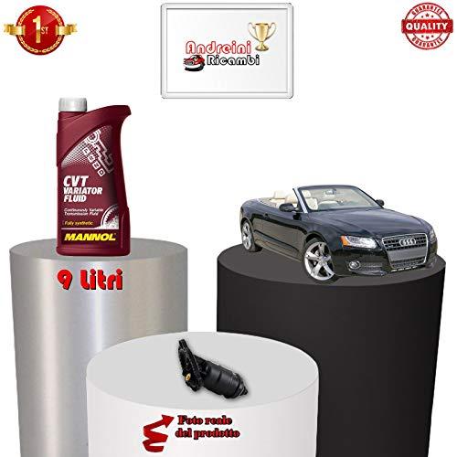 KIT FILTRO CAMBIO AUTOMATICO E OLIO A5 8F7 3.2 TFSI 195KW 2011 -> 103021