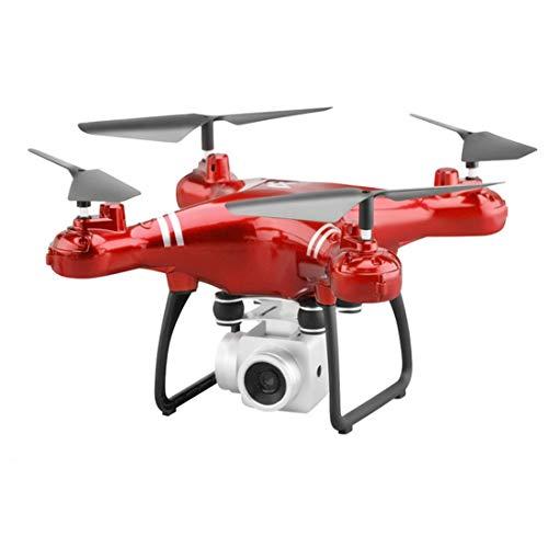 GPS Drohne mit HD Kamera1080P live ubertragung,Follow Me,Lange Flugzeit,rc quadrocopter ferngesteuert, Auto Höhenhaltung,verfolgung Coming Home 5g WiFi kompatibel,für Anfänger und Experte,Red