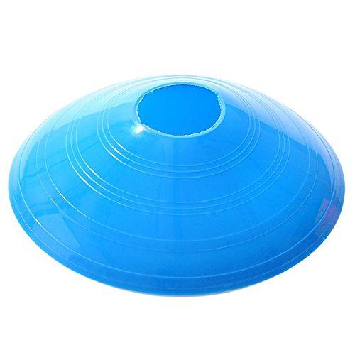 EQLEF® 5PCS 19cm Kegel-Markierungs-Disketten-Fußball-Fußball-Trainings-Sport-Untertasse (färben gelegentliches)