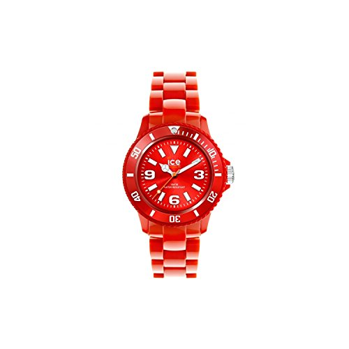 ICE-Watch Montre Ice Solid Rouge Unisex