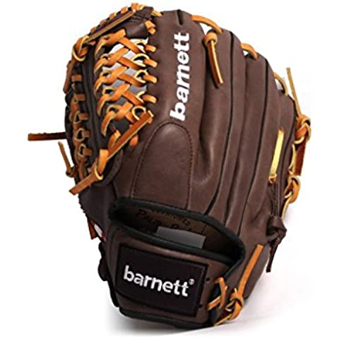 barnett GL-115 RH guanti da baseball, softball,