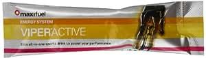 Maxifuel - Viper Active - Poudre pour boisson énergie et performance - Framboise - 35 g - 20 sachets