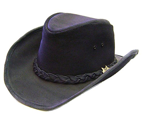modestone-bc-hat-drover-concho-soft-australian-leather-cappello-cowboy-black