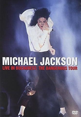 Michael Jackson - Live in Bucharest: The Dangerous
