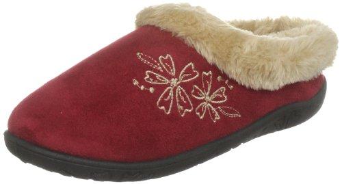 Padders Anika, Damen Hausschuhe Rot (Red)