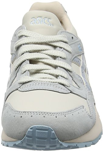 Asics Gel-Lyte V, Chaussures de Running Compétition Femme Beige (Moonbeam/Light Grey)