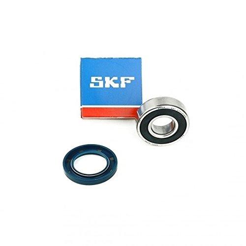 SKF Hauptlager 6204 Radwelle/Lager inkl. Wellendichtring für Piaggio Hexagon/Runner/TPH / 125-180 Zweitakt & Vespa Classic