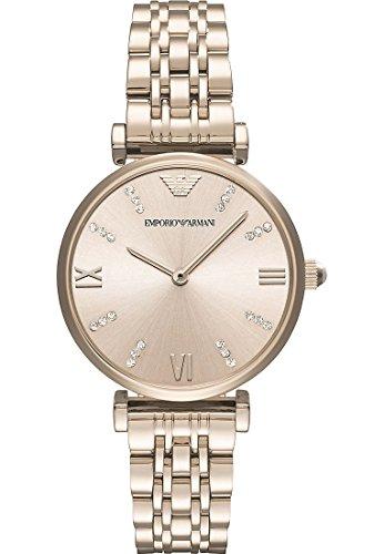 Emporio-Armani-Damen-Armbanduhr-Quarz-One-Size-ros-grau
