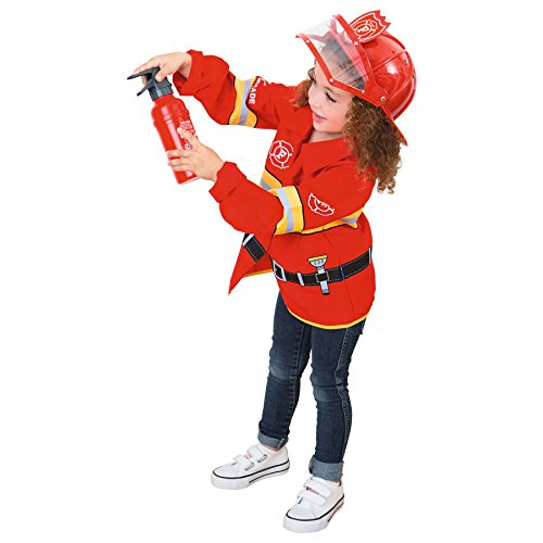 ItsImagical 84343 - Costume da Pompiere