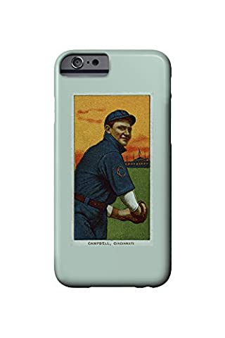 Cincinnati Reds - Billy Campbell - Baseball Card (iPhone 6 Cell Phone Case, Slim Barely There)