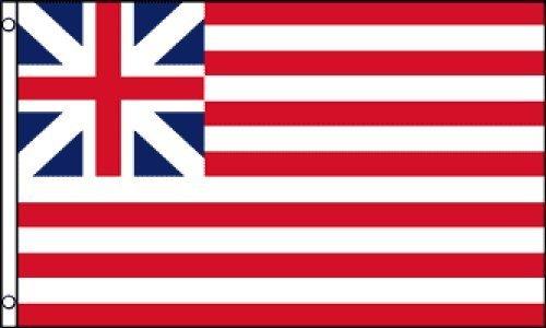 Grand Union Flagge 3x 150Poly von Best Flaggen