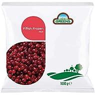Greens Frozen Cranberries - 1x1kg