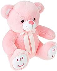 Amazon Brand- Jam & Honey Pink Teddy 3