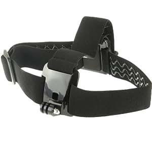 Kopfhalterung / Kopfband / head strap mount für GoPro Hero 3+ III+ Black Edition