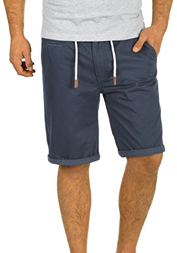 BLEND 20701249ME Chino Shorts, Größe:XL;Farbe:India Ink (70151)
