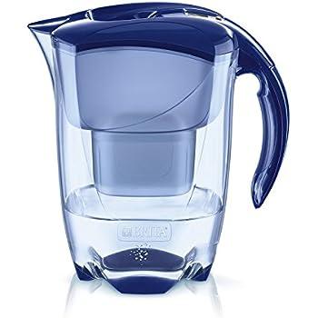 Brita Wasserfilter Elemaris Cool, blau