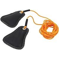 Cuerda elástica con bolsitas de arena para el salto de altura - entrenamiento