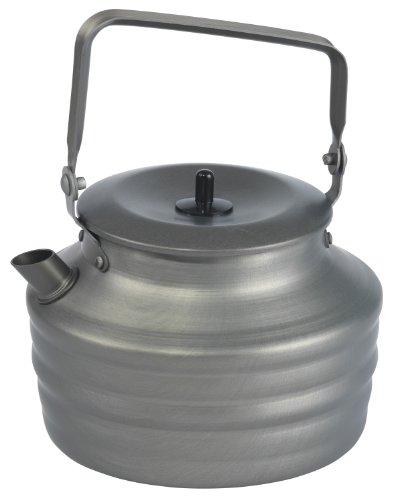 Nordisk Teekessel, alu, 15 x 13 cm, 1,3 Liter
