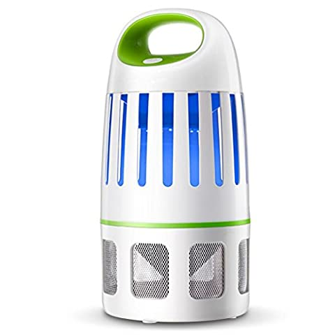 NN Home No Radiation Mute Photocatalyst Anti-Mosquito Lamp , White Green,white green