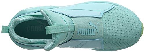 Puma Damen Fierce Bright Mesh Sneakers Blau (aruba blue 04) 9Ae25G