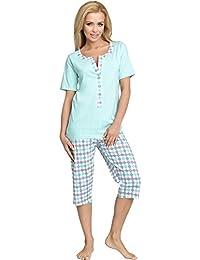 Be Mammy Mujer Lactancia Pijamas Dos Piezas H2L2N2