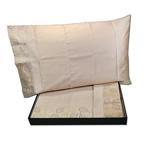 Double bed linen set Trussardi WIND 270x290cm cotton rope