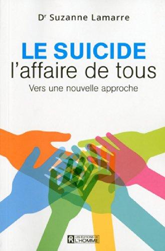 Le suicide, l'affaire de tous