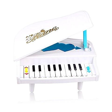 ISABELLE Bébé orgue électronique Instrument de musique Clavier électronique enfant