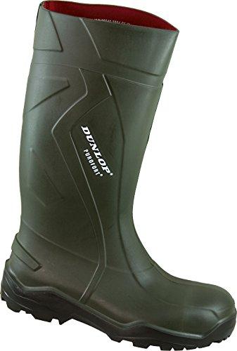 Dunlop purofort-sicherheitsstiefel dans 3 couleurs Vert - Vert olive