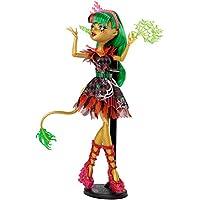 Monster High - CHX96 - Poupée Mannequin - Jinafire - Freak Du Chic