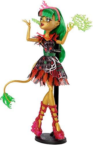 Mattel Monster High CHX96 - Schaurig schöne Show, Jinafire Long
