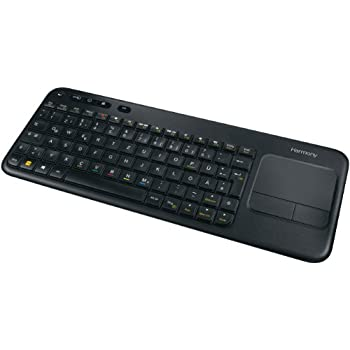 Logitech Harmony Smart Keyboard black