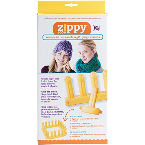 use with Rotating Authentic Knitting Board KB8360 60 Peg Loom Toppers