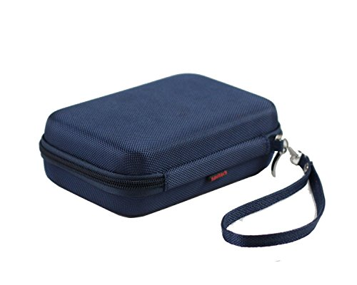 Navitech GPS, mit Taschen, dunkelblau, Navy Blue -LG Portable Mobile Pocket Photo