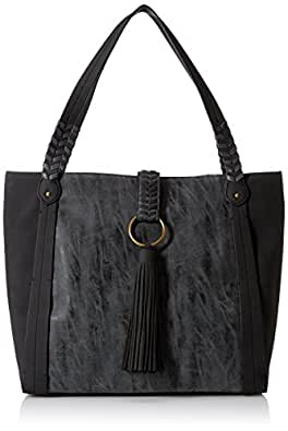 Steve Madden Paloma Shoulder Handbag,Black