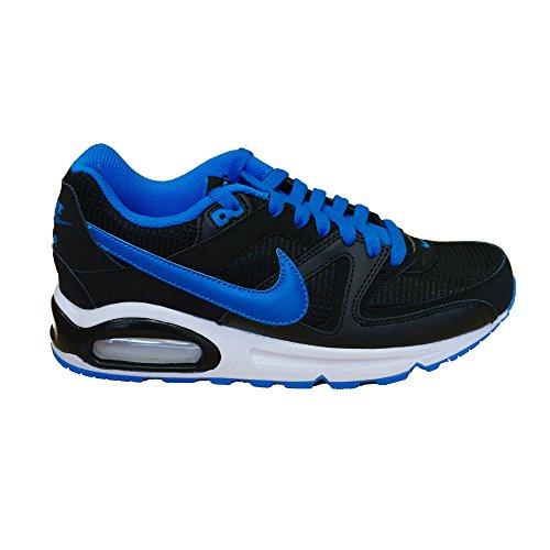 Nike Air Max Command FB (gs) 705391001, Sneaker black/photo blue/white