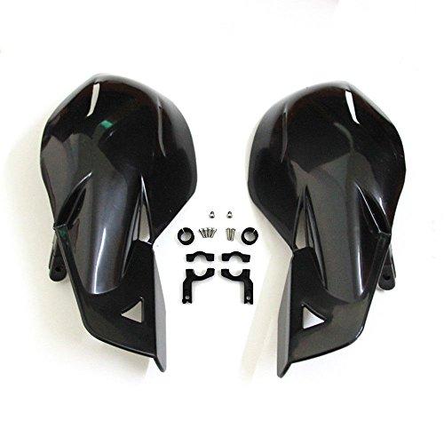 League & Co Protège mano plástico para mango de moto Universal 22mm...