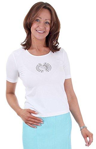 Eugène Blanc Ivoire T-Shirt 9296 Crème
