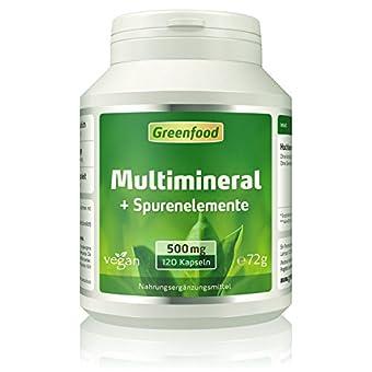 Greenfood Multimineral