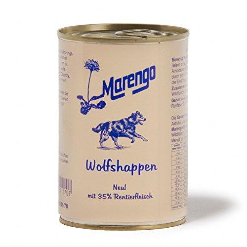 Marengo Wolfshappen Dose 6 x 400 g