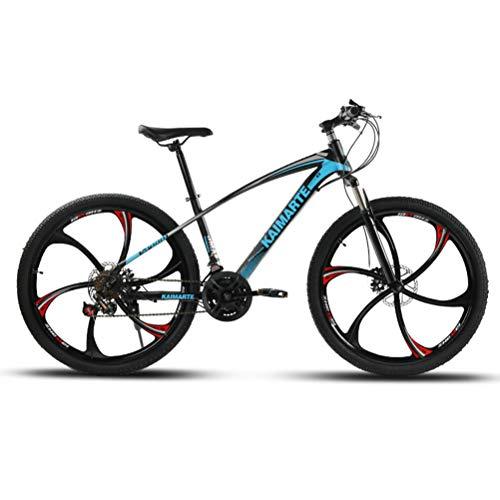 Bicicleta Montaña Doble Suspensión Frenos Disco