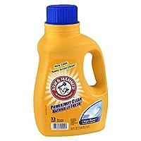 Arm & Hammer Clean-Burst Liquid Laundry Detergent, 50 Ounce (50 Ounce)