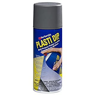 Plasti Dip / Rubber Paint - Flexible - 400ml - spray - Gun Metal Grey